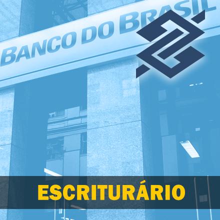 Curso para Banco do Brasil Escriturário